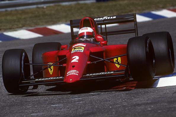 ナイジェル・マンセル「Nigel Mansell, Grand Prix Of Germany」:写真・画像(6)[壁紙.com]