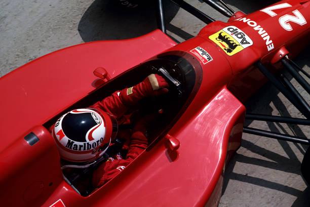 Ferrari「Nigel Mansell, Grand Prix Of Brazil」:写真・画像(17)[壁紙.com]