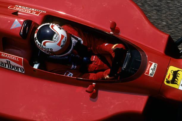 ナイジェル・マンセル「Nigel Mansell, Grand Prix Of Brazil」:写真・画像(14)[壁紙.com]