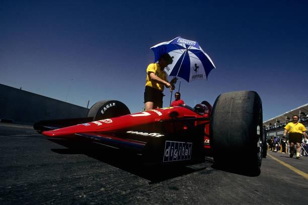 ナイジェル・マンセル「Nigel Mansell, Grand Prix Of The United States」:写真・画像(8)[壁紙.com]