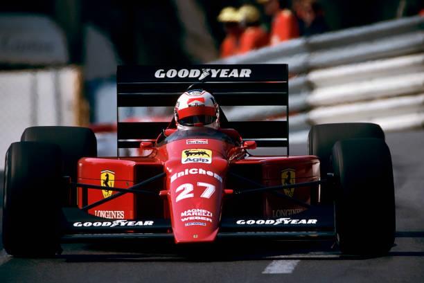 ナイジェル・マンセル「Nigel Mansell, Grand Prix Of Monaco」:写真・画像(8)[壁紙.com]