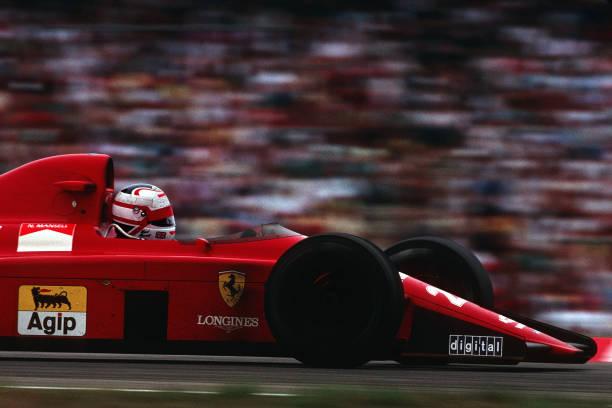 ナイジェル・マンセル「Nigel Mansell, Grand Prix Of Germany」:写真・画像(12)[壁紙.com]