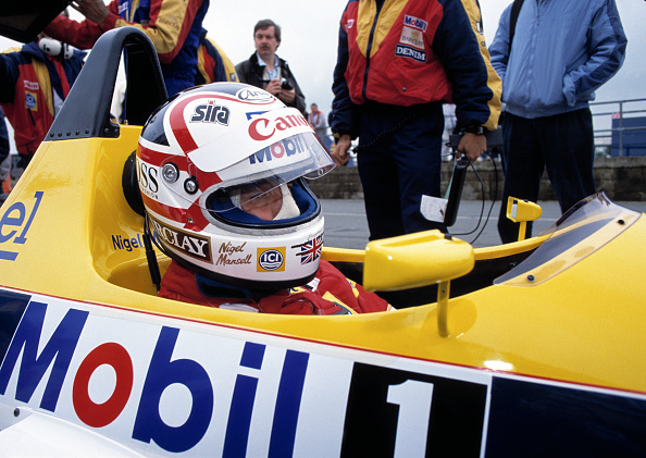 Country Road「Nigel Mansell.」:写真・画像(15)[壁紙.com]