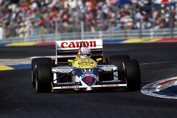 ナイジェル・マンセル「Nigel Mansell, Grand Prix Of France」:写真・画像(11)[壁紙.com]