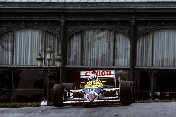 ナイジェル・マンセル「Nigel Mansell, Grand Prix Of Monaco」:写真・画像(18)[壁紙.com]