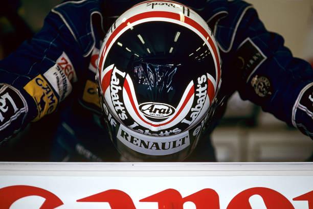 ナイジェル・マンセル「Nigel Mansell, Grand Prix Of Hungary」:写真・画像(1)[壁紙.com]