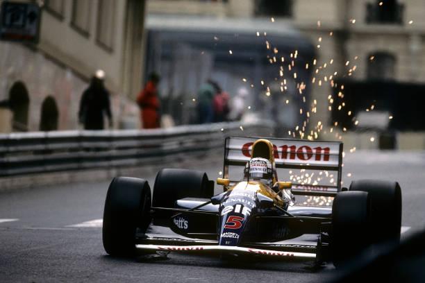 ナイジェル・マンセル「Nigel Mansell, Grand Prix Of Monaco」:写真・画像(15)[壁紙.com]