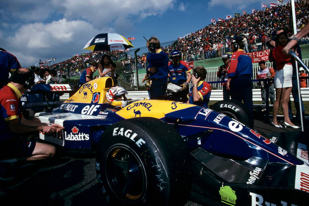 Nigel Mansell, Grand Prix Of Japan:ニュース(壁紙.com)