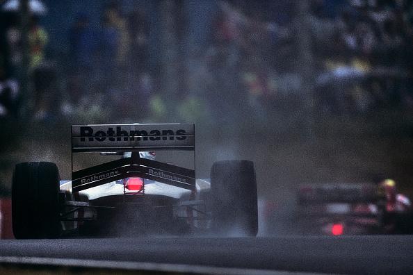 ナイジェル・マンセル「Nigel Mansell, Grand Prix Of Japan」:写真・画像(10)[壁紙.com]
