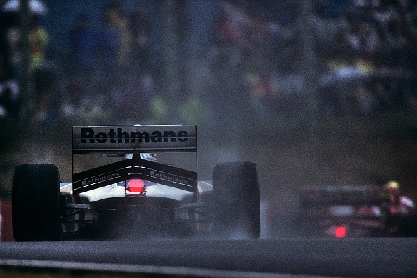 Japanese Formula One Grand Prix「Nigel Mansell, Grand Prix Of Japan」:写真・画像(11)[壁紙.com]