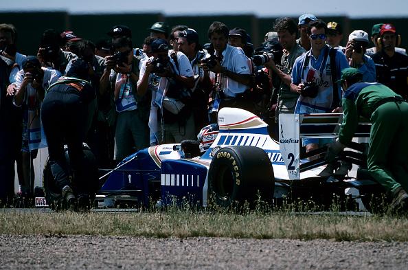 ナイジェル・マンセル「Nigel Mansell, Grand Prix Of France」:写真・画像(16)[壁紙.com]