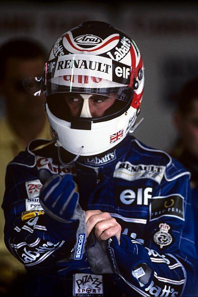 ナイジェル・マンセル「Nigel Mansell, Grand Prix Of San Marino」:写真・画像(12)[壁紙.com]