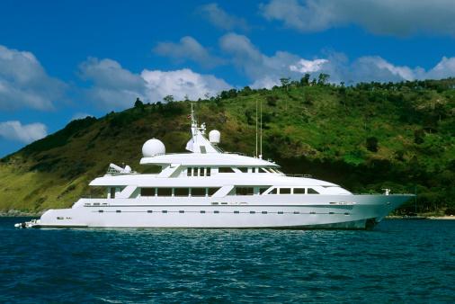 Cruise - Vacation「luxury motor yacht boat island wealth phuket thailand」:スマホ壁紙(4)