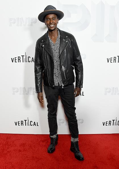 "Edi Gathegi「Premiere Of Vertical Entertainment's ""Pimp"" - Arrivals」:写真・画像(14)[壁紙.com]"