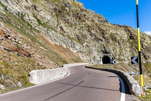 Alto Adige - Italy「Italy, South Tyrol, Passeier Valley, mountain pass Timmelsjoch」:スマホ壁紙(14)
