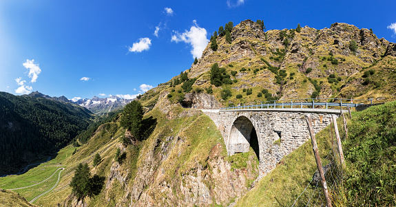 Alto Adige - Italy「Italy, South Tyrol, Passeier Valley, mountain pass Timmelsjoch」:スマホ壁紙(12)