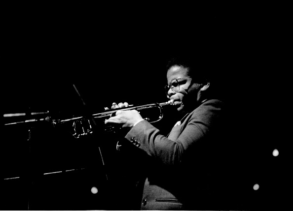 金管楽器「Terence Blanchard, Ronnie Scott's, Soho, London, March, 1993」:写真・画像(12)[壁紙.com]