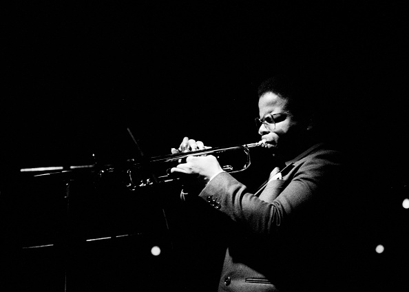 金管楽器「Terence Blanchard, Ronnie Scott's, Soho, London, April, 1984」:写真・画像(17)[壁紙.com]