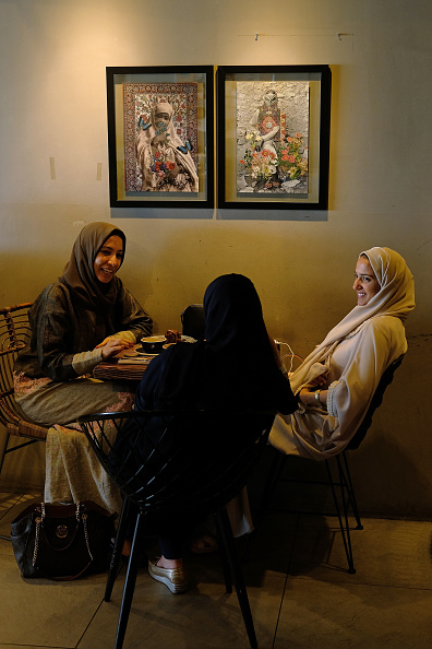 Jiddah「Daily Life As Reforms Signal A New Era In Saudi Arabia」:写真・画像(14)[壁紙.com]