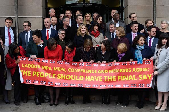 Labor Party「Labour Group Pushes For A Second Referendum On Brexit」:写真・画像(15)[壁紙.com]