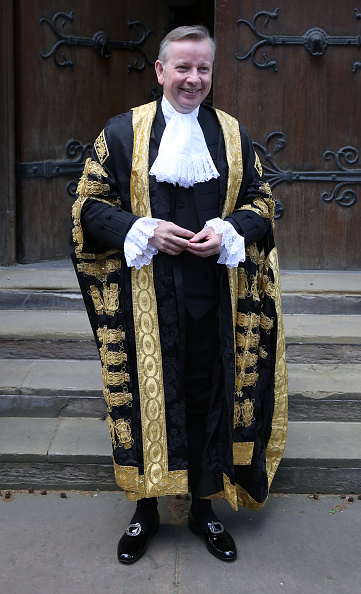 Peter Macdiarmid「Michael Gove Is Sworn In As Lord Chancellor」:写真・画像(19)[壁紙.com]