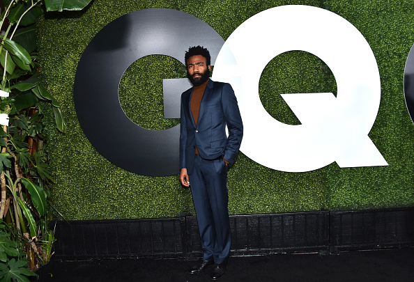 GQ「GQ 20th Anniversary Men Of The Year Party - Arrivals」:写真・画像(14)[壁紙.com]