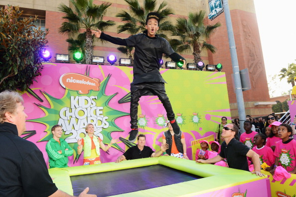 Galen Center「Nickelodeon's 26th Annual Kids' Choice Awards - Red Carpet」:写真・画像(11)[壁紙.com]