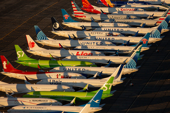 Air Vehicle「Boeing Reports Third-Quarter Earnings Amid 737 MAX Crisis」:写真・画像(2)[壁紙.com]