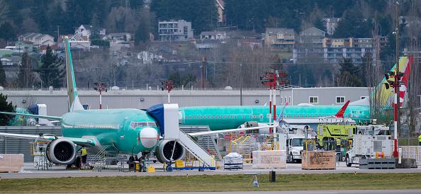 全景「U.S. Grounds All Boeing 737 MAX Aircraft After Viewing New Satellite Data」:写真・画像(18)[壁紙.com]