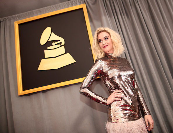 グラミー賞「The 59th GRAMMY Awards - Red Carpet」:写真・画像(11)[壁紙.com]