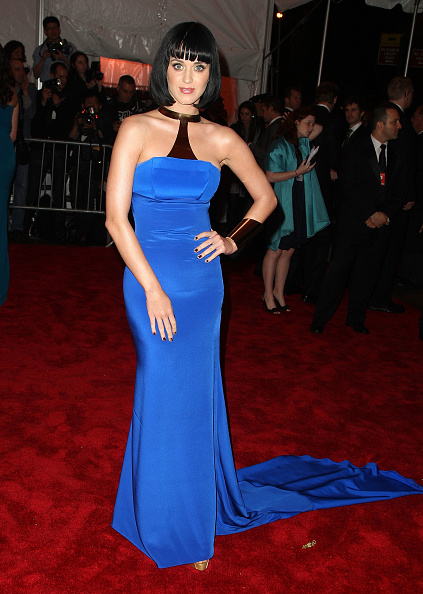 """Bronze Colored「""""The Model As Muse: Embodying Fashion"""" Costume Institute Gala - Arrivals」:写真・画像(9)[壁紙.com]"""