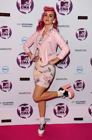 MTVヨーロッパ音楽賞「MTV Europe Music Awards 2011 - Arrivals」:写真・画像(15)[壁紙.com]
