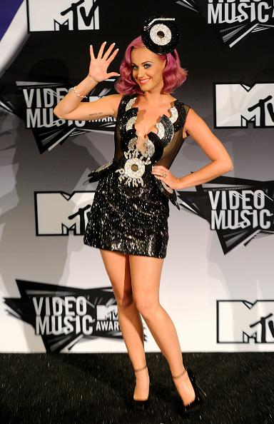 MTV「2011 MTV Video Music Awards - Press Room」:写真・画像(14)[壁紙.com]