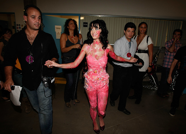 "Sweet Food「7th Annual ""Los Premios MTV Latin America 2008"" Awards - Backstage」:写真・画像(15)[壁紙.com]"