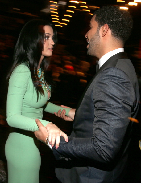 Drake - Entertainer「The 55th Annual GRAMMY Awards - Backstage And Audience」:写真・画像(15)[壁紙.com]