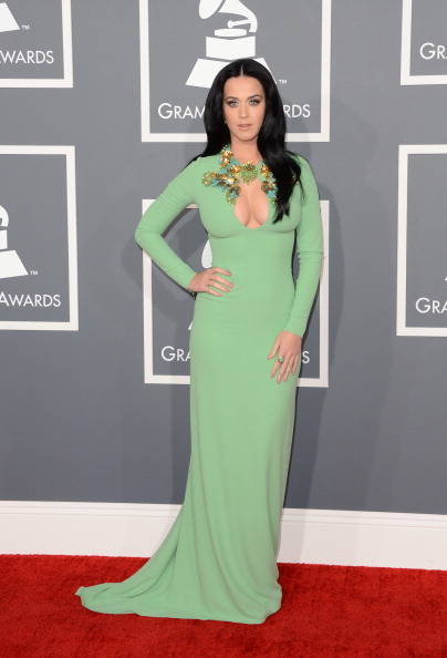 Green Color「The 55th Annual GRAMMY Awards - Arrivals」:写真・画像(9)[壁紙.com]