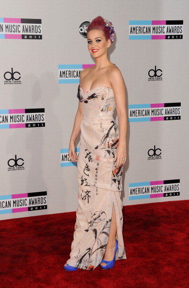 Chinese Culture「2011 American Music Awards - Arrivals」:写真・画像(8)[壁紙.com]