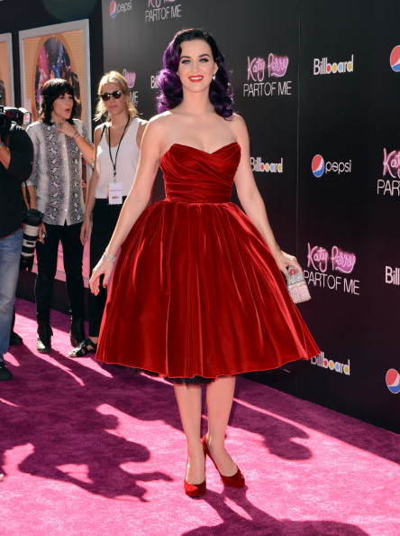 "Film Premiere「Premiere Of Paramount Insurge's ""Katy Perry: Part Of Me"" - Arrivals」:写真・画像(4)[壁紙.com]"