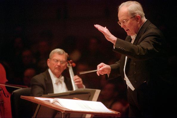 Classical Concert「Wolfgang Sawallisch」:写真・画像(3)[壁紙.com]