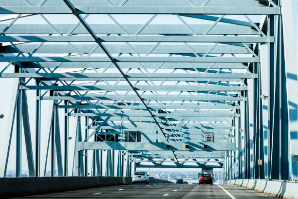 Philadelphia bridge traffic:スマホ壁紙(壁紙.com)