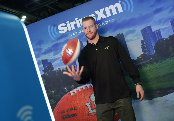 Philadelphia Eagles「SiriusXM at Super Bowl LI Radio Row」:写真・画像(15)[壁紙.com]