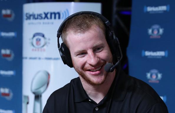 Philadelphia Eagles「SiriusXM at Super Bowl LI Radio Row」:写真・画像(12)[壁紙.com]