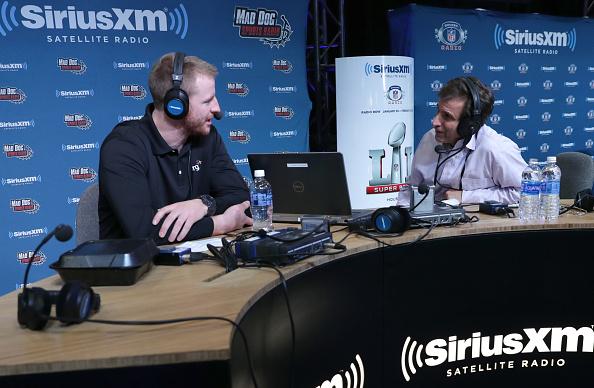 Philadelphia Eagles「SiriusXM at Super Bowl LI Radio Row」:写真・画像(8)[壁紙.com]