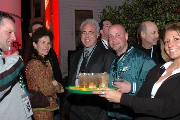Philadelphia Eagles「Cuervo Ginger At The ESPN House In Jacksonville」:写真・画像(0)[壁紙.com]
