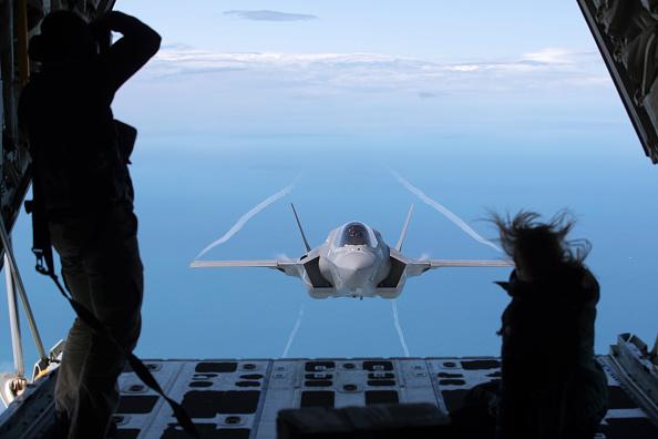 North Carolina - US State「F-35 Lightning II Take To The Skies」:写真・画像(12)[壁紙.com]