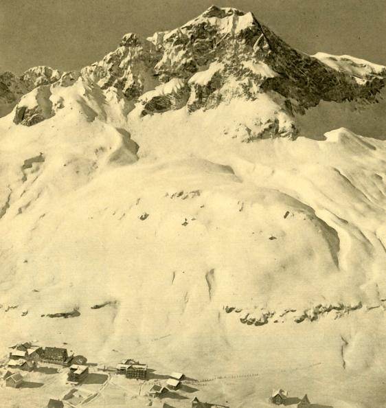 Mountain Peak「Zürs And The Hasenfluh Peak」:写真・画像(17)[壁紙.com]
