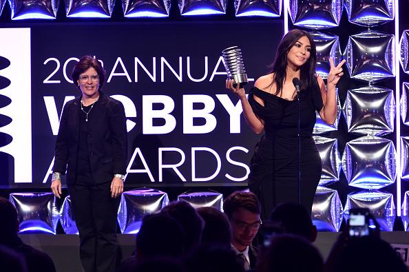 賞「The 20th Annual Webby Awards - Inside」:写真・画像(2)[壁紙.com]