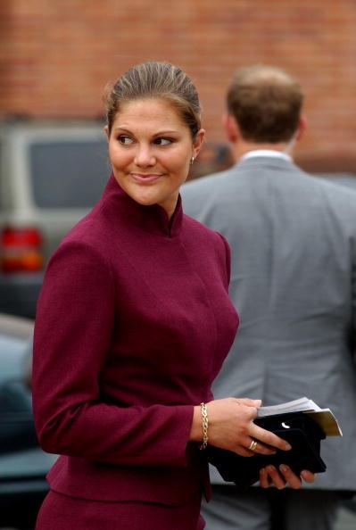 Swedish Culture「Sweden's Crown Princess Victoria Visits Los Angeles」:写真・画像(17)[壁紙.com]