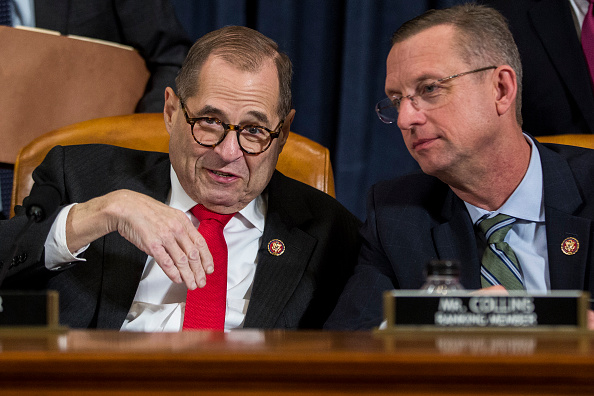 Daniel Gi「House Judiciary Committee Holds Second Hearing In Trump Impeachment Inquiry」:写真・画像(18)[壁紙.com]