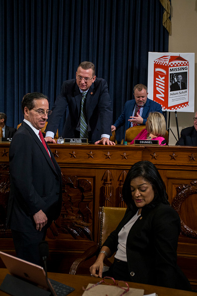 Daniel Gi「House Judiciary Committee Holds Second Hearing In Trump Impeachment Inquiry」:写真・画像(0)[壁紙.com]